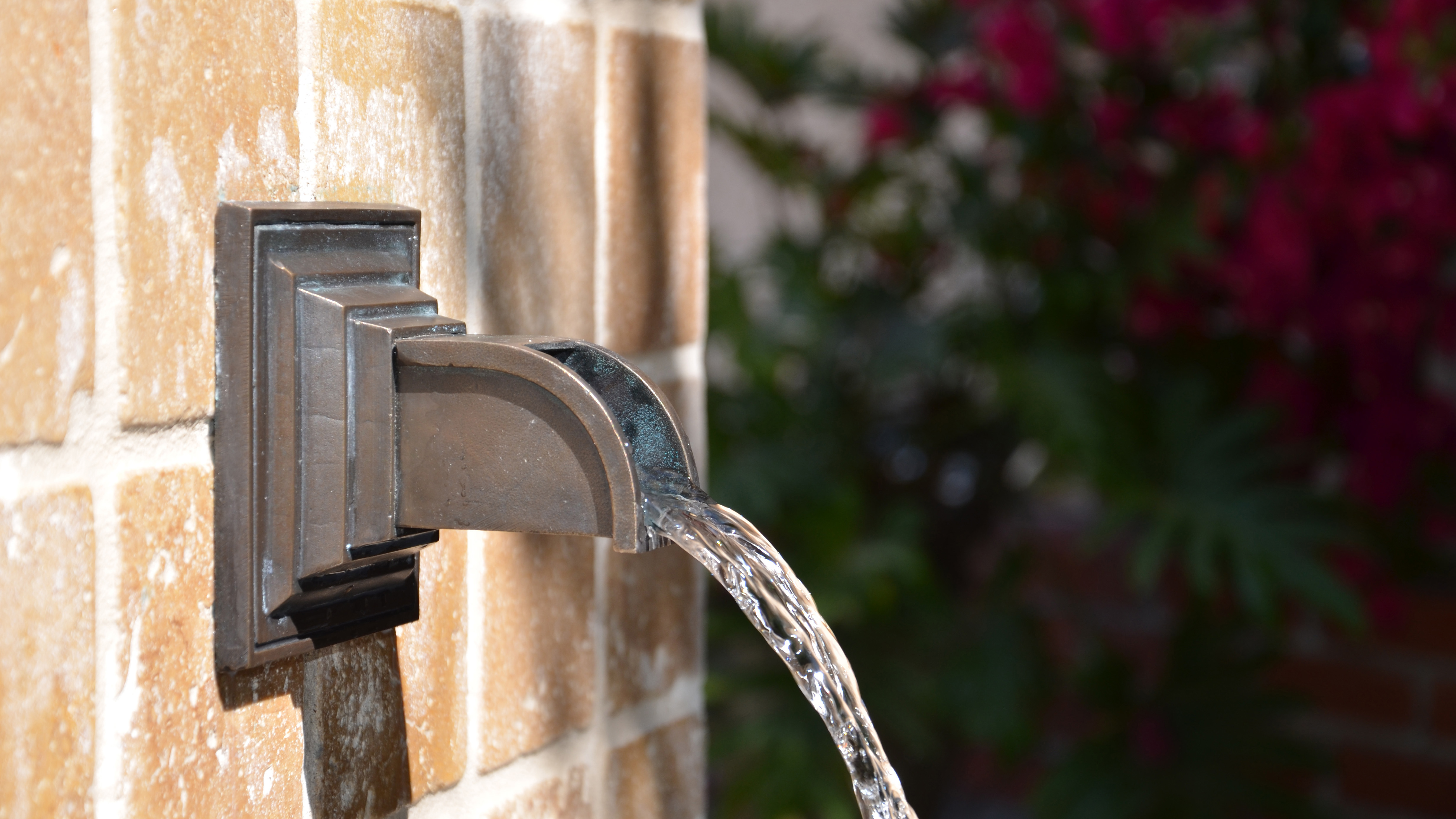 Kepik Fountain Spout